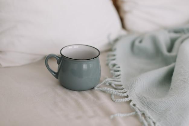 Coppa a letto