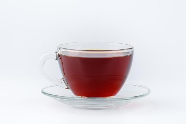 Tazza di tè isolata