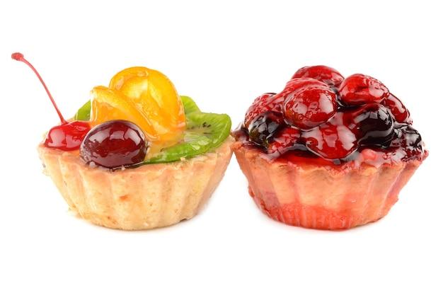 Cupcake con frutta