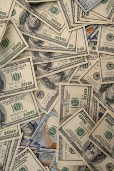 Concetto di finanza di denaro in valuta