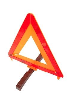 Segnale di pericolo di sicurezza triangolo di avvertimento