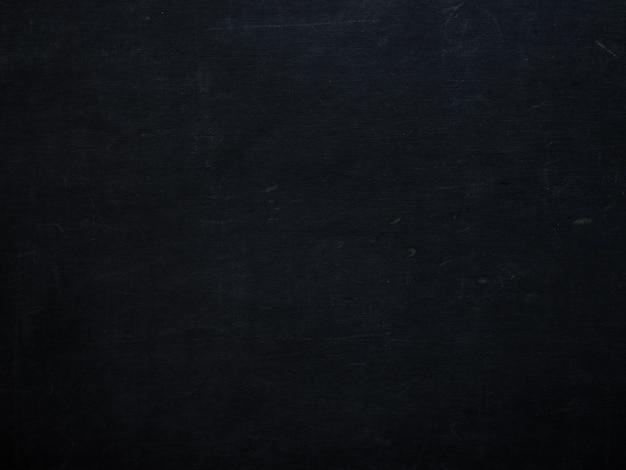 Lavagna nera scura per la trama di sfondo della scuola