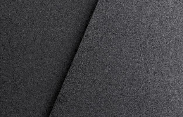 Sfondo o texture in metallo scuro o nero