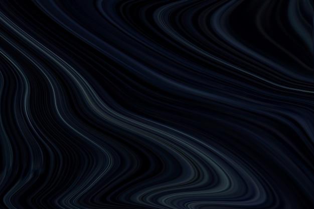 Fondo in marmo blu scuro con fodera dorata