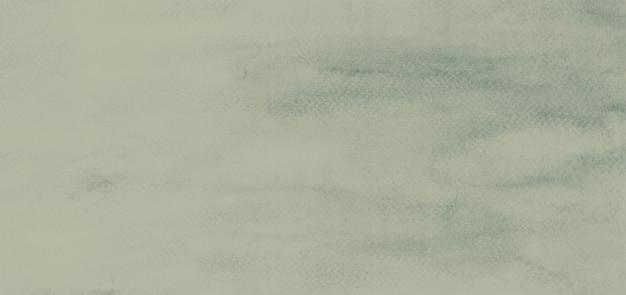 Fondo astratto di struttura dell'acquerello pastello grungy verde scuro