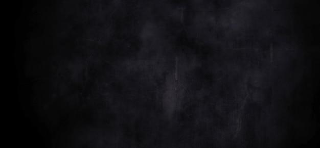 Fondo scuro del cemento di lerciume con i graffi, struttura della parete scura di orrore