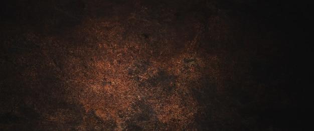 Texture di sfondo scuro grunge e muro graffiato