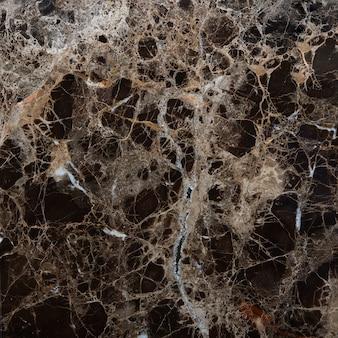 Sfondo trama marmo scuro. marmo naturale astratto bianco e nero per il design.