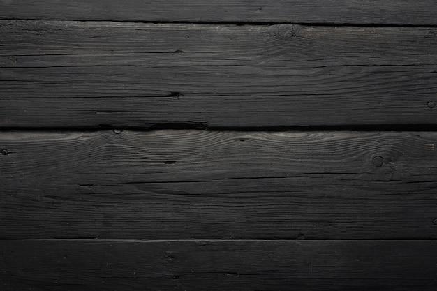 Priorità bassa di struttura del pavimento in legno vecchio scuro