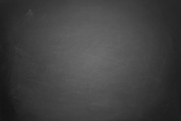 Bordo di gesso scuro di struttura e fondo nero del bordo