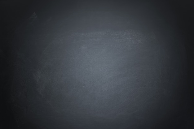 Bordo di gesso scuro di struttura e fondo nero del bordo di lerciume