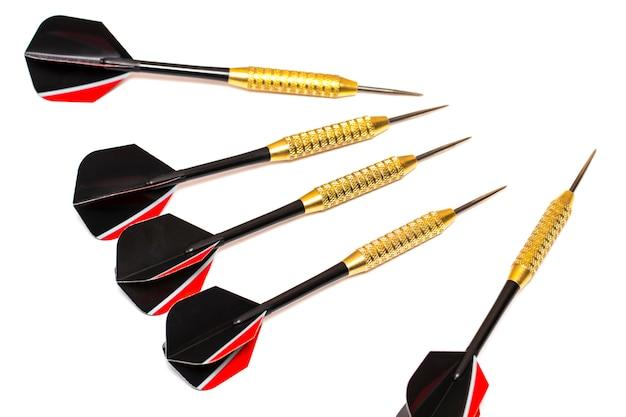 Freccette frecce isolate