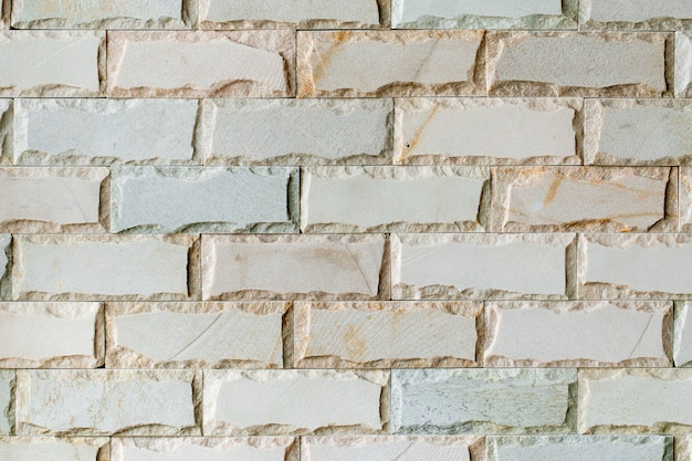 Priorità bassa bianca decorativa di struttura delle mattonelle del mattone
