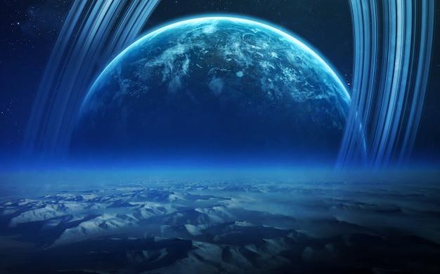 Arte dello spazio profondo