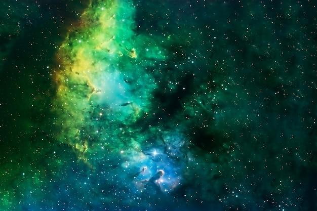 Spazio profondo, bellissimo sfondo dello spazio. gli elementi di questa immagine sono stati forniti dalla nasa. per qualsiasi scopo.