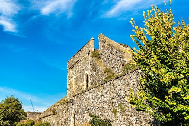 Mura difensive della città di canterbury nel kent, inghilterra
