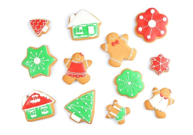 Deliziosi biscotti di natale