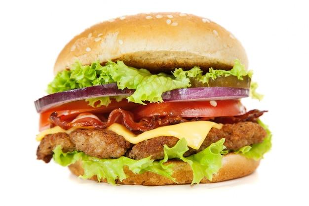 Hamburger delizioso Foto Premium