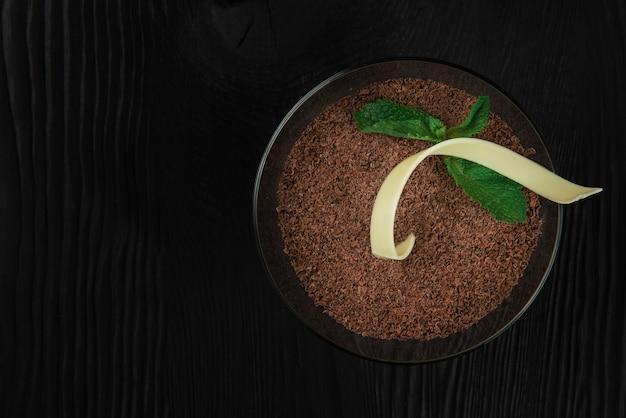 Delizioso tiramisù da dessert italiano?
