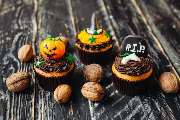 Deliziosi dolci per halloween per bambini