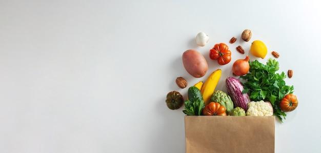 Consegna cibo sano