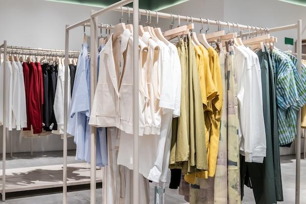 Grande magazzino di abbigliamento per il tempo libero