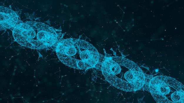 Profondità di campo, collegamenti dei collegamenti a catena della rete