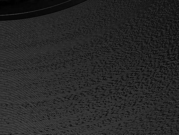 Dettaglio dei groove dei dischi