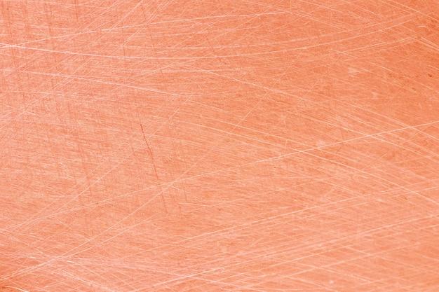 Dettagli del fondo astratto di struttura rosa oro.