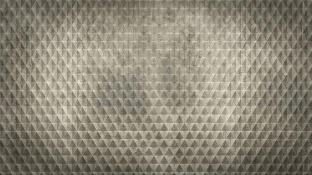 Fondo di struttura d'acciaio zigrinato del diamante