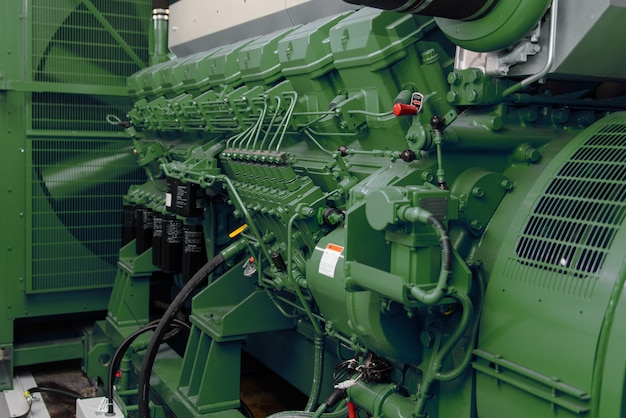Generatore diesel