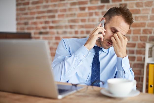 Conversazione difficile con un cliente