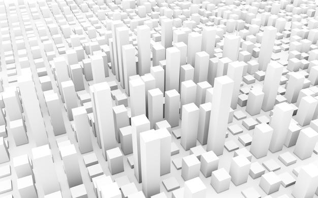 Concetto di città digitale