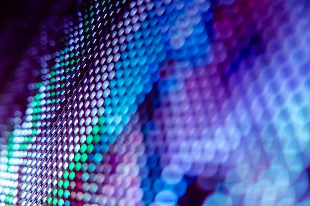 Collegamenti digitali con punti e linee