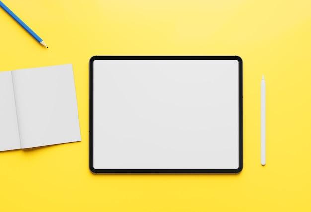 Tavoletta digitale e penna stilo vs blocco note con matita