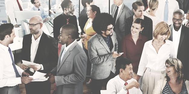 Diverse riprese in ufficio aziendale
