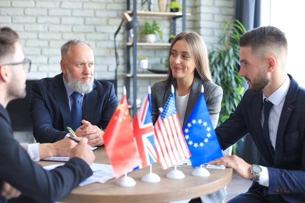 Diversity people talk sulla international conference partnership.