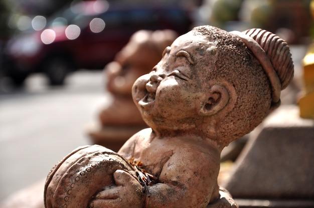 Ceramica della bambola