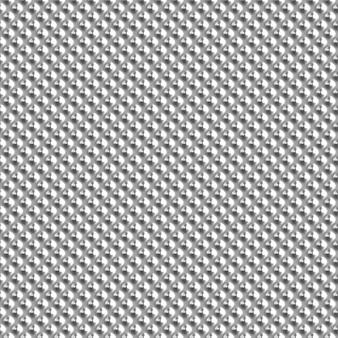 Struttura in metallo punteggiato