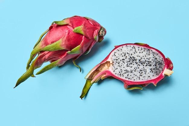 Frutta del drago o frutta tropicale matura pitahaya