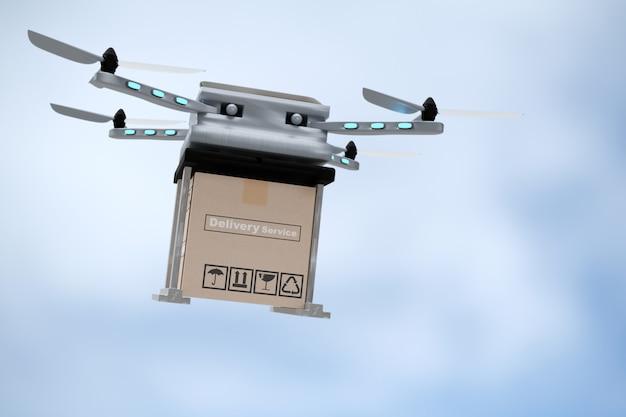 Dispositivo di ingegneria della tecnologia dei droni