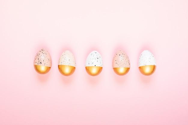 Decorazione di pasqua con uova