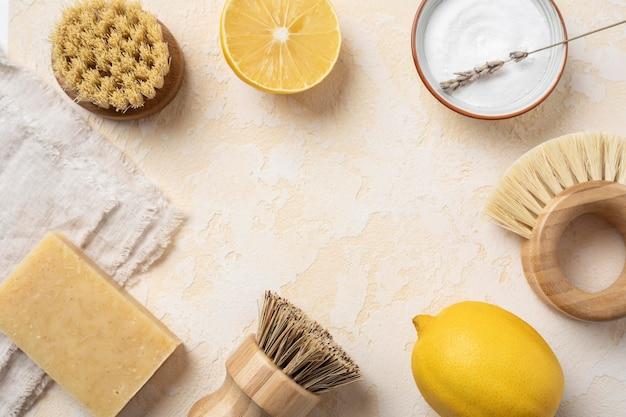 Prodotti ecologici per la pulizia della pelle
