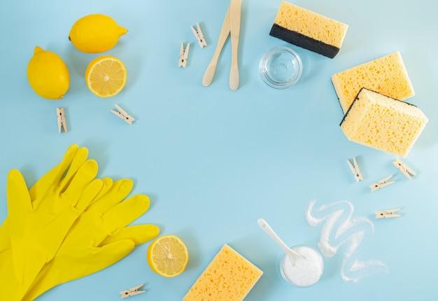 Detergenti naturali ecologici
