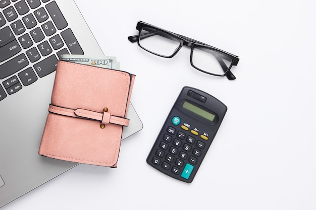 Calcolo economico, analisi dei profitti, concetto di bilancio familiare