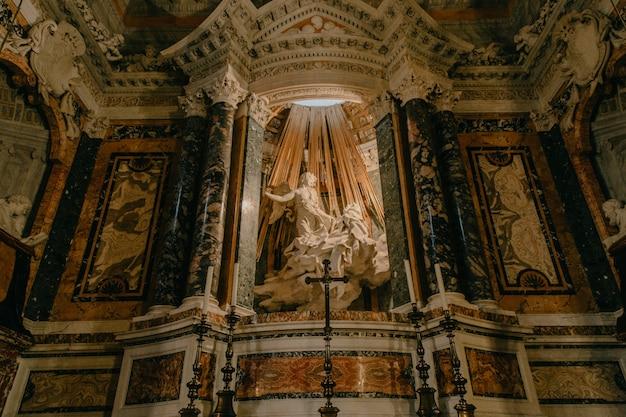Estasi della scultura di santa teresa