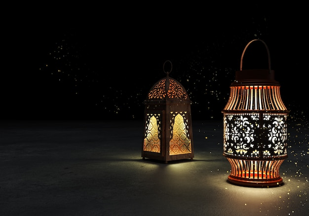 Eid mubarak islamico.