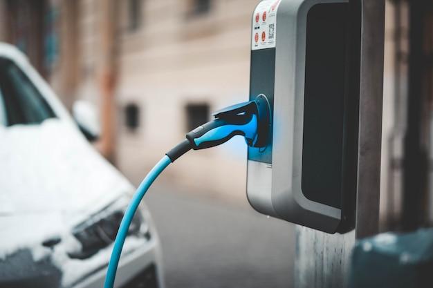 Ricarica per auto elettriche