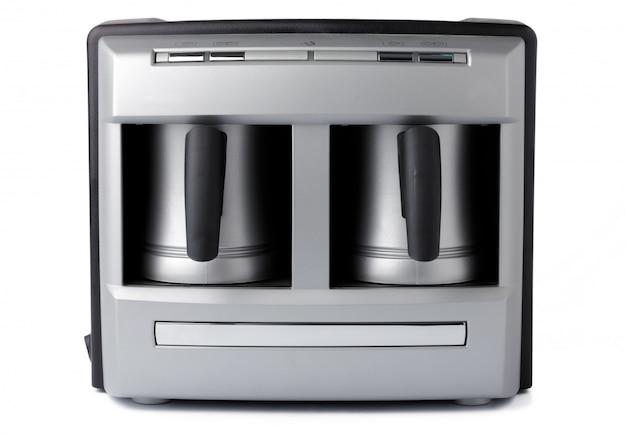 Boiler elettrico per la ristorazione pubblica su bianco