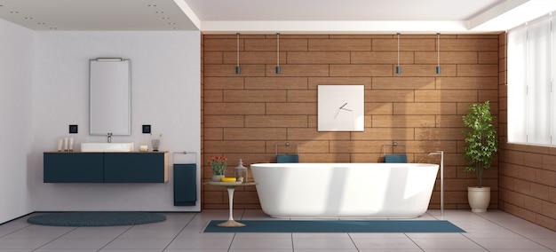 Bagno moderno ed elegante